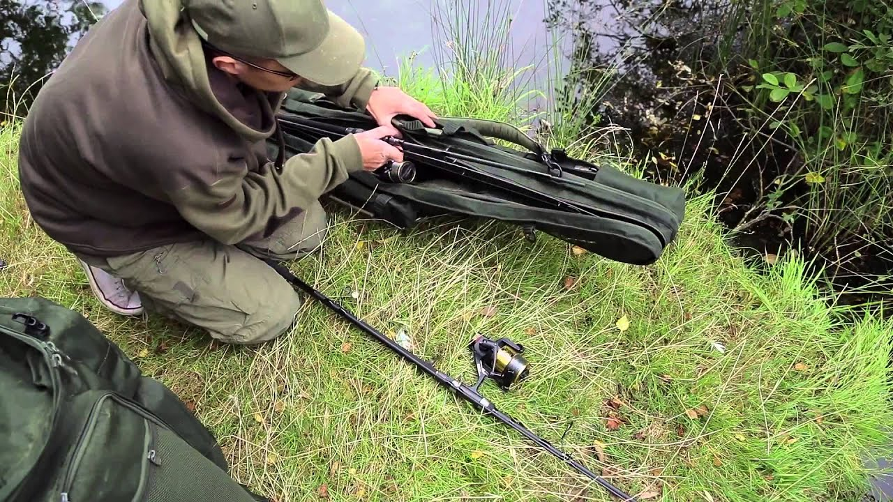 Erics Angling TV Nash Scope Carp Rods and Accessories ...