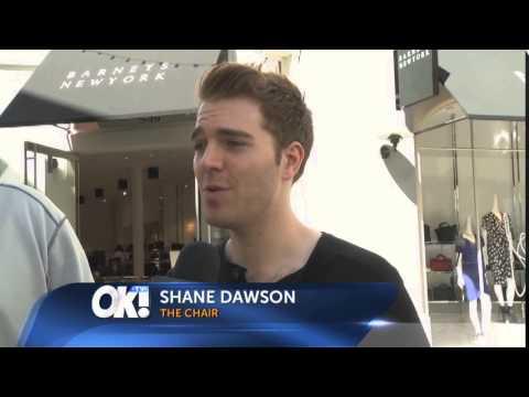 SHANE DAWSON  THE CHAIR  STARZ