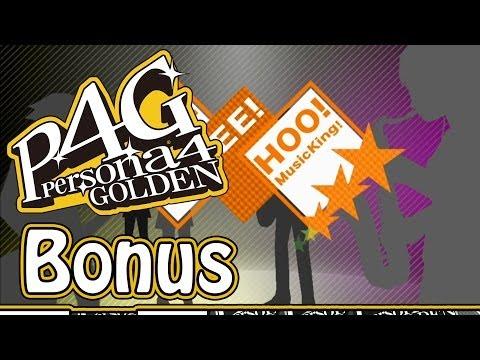 Persona 4 Golden - Bonus 1 :: TV Listings