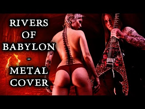 Rivers of Babylon - Metal cover
