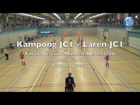 Zaal JC1 Finale MN 2014 Kampong-Laren (7-3)