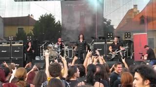 Trail Of Tears - Eradicate (Live at Artmania Festival, Sibiu, Romania, 10.08.2012)