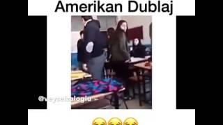 ••• Lise Kavgası - Amerikan Dublaj •••