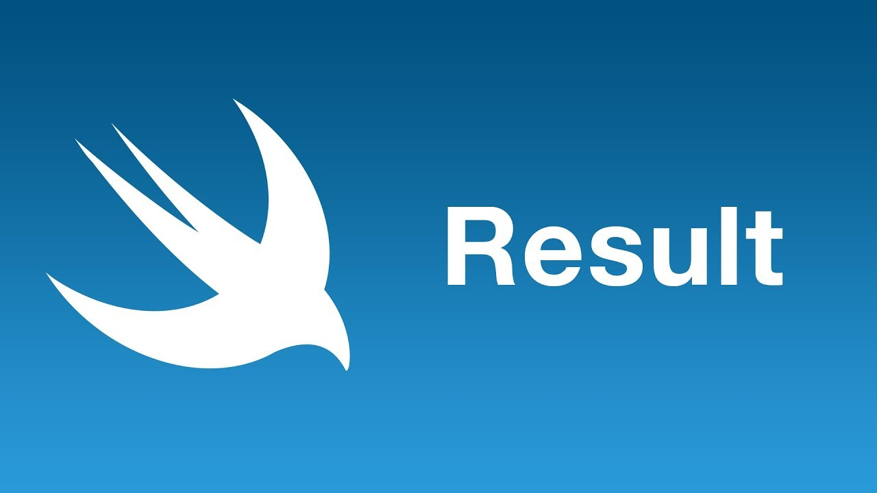 The Result type in Swift