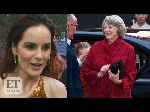 Reaction to 'Downton Abbey' Movie After London Premiere