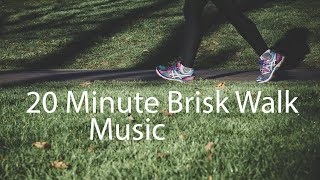 20 Minute Brisk Walk| Music | prod. By Tia's Production |