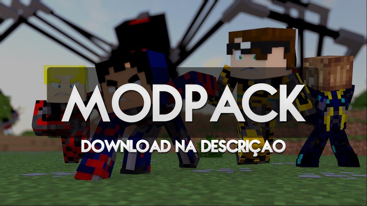 minecraft modpack 1.7 10 download
