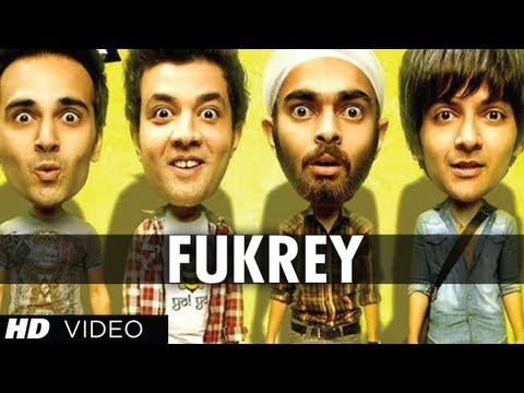 """Fukrey Title Song""  Fuk Fuk Fukrey   Pulkit Samrat, Manjot Singh, Ali Fazal, Varun Sharma"