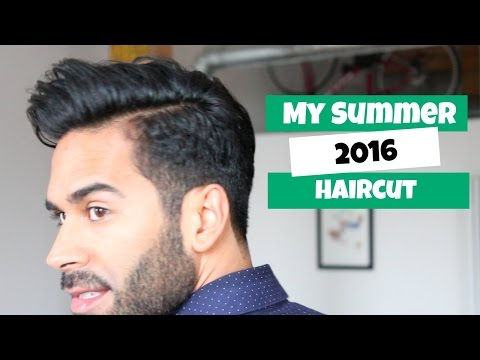 Summer 2016 Haircut | The Modern Gentleman's Cut