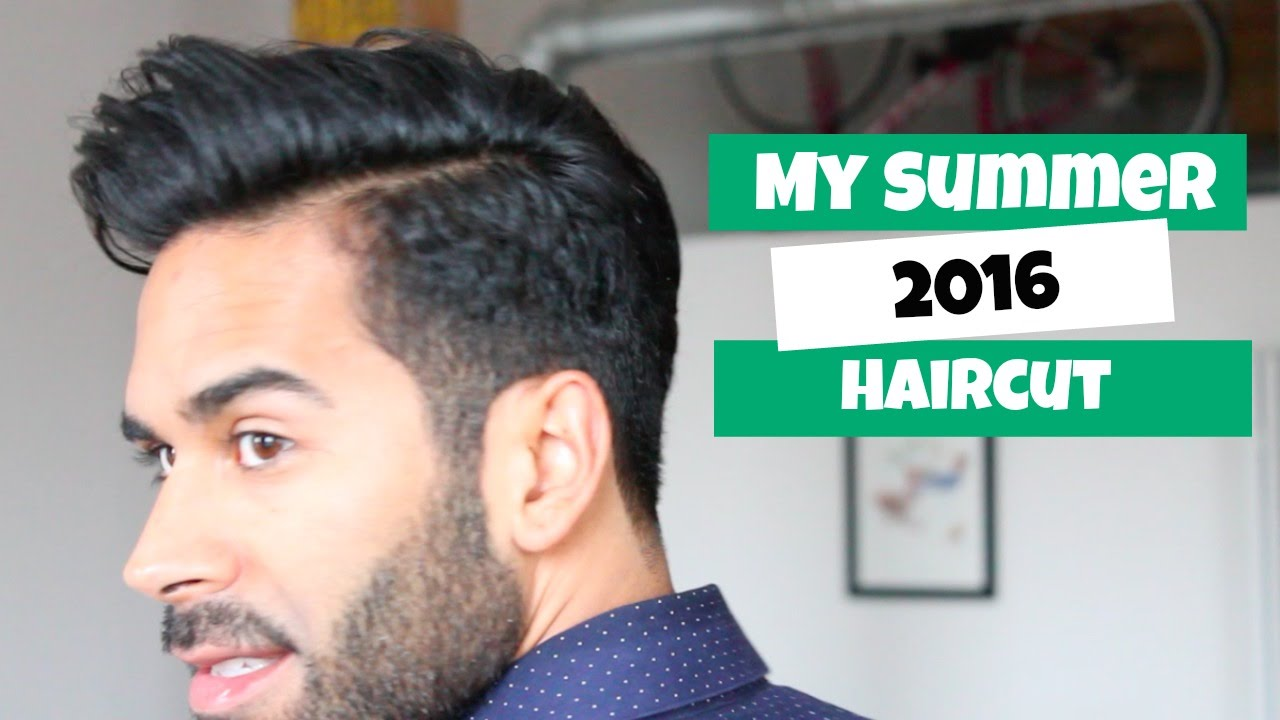 Summer 2016 Haircut | The Modern Gentlemanu0027s Cut   YouTube