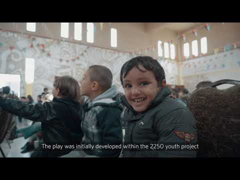Jordan Youth Peace and Security 2250 National Coalition – Peace Week 2019