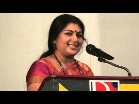 Actress Sriranjani Talks at Vetthu Vettu Film Audio Launch