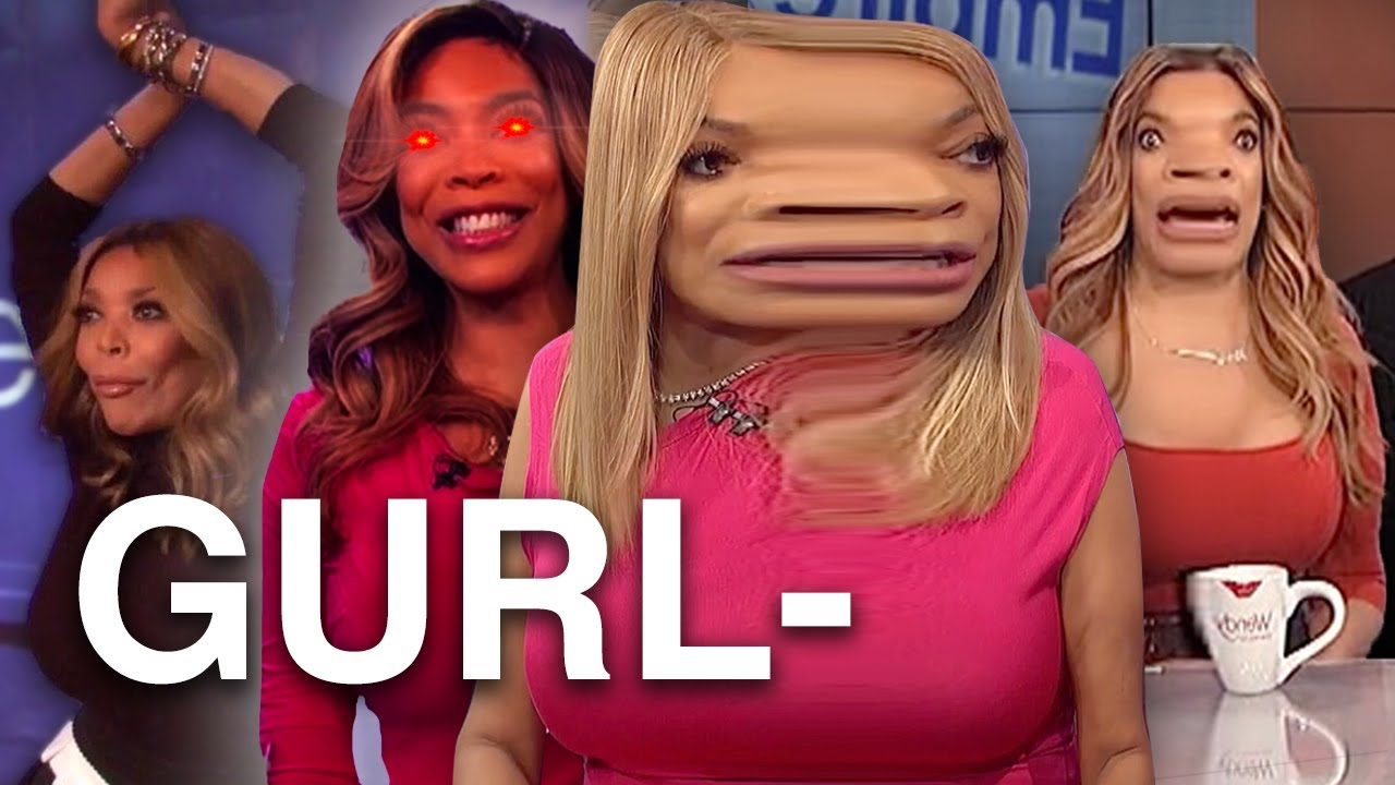 wendy williams cant fight the URGE to be RECKLESS