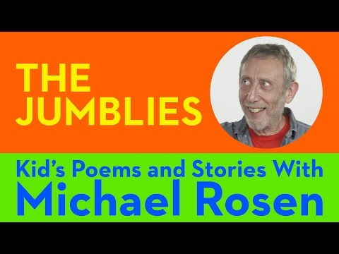 The Jumblies - Edward Lear - Kids' Poems and Stories With Michael Rosen