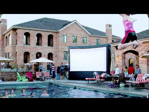Most popular outdoor inflatable movie screens collection