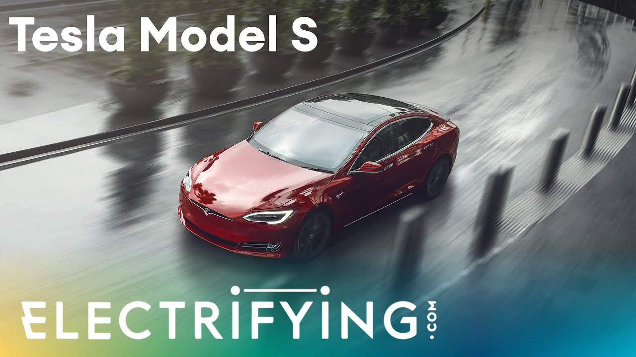 2020 Tesla Model S. In-depth studio review with Ginny Buckley and Tom 'Wookie' Ford