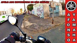 Apelo aos motoristas de São Carlos