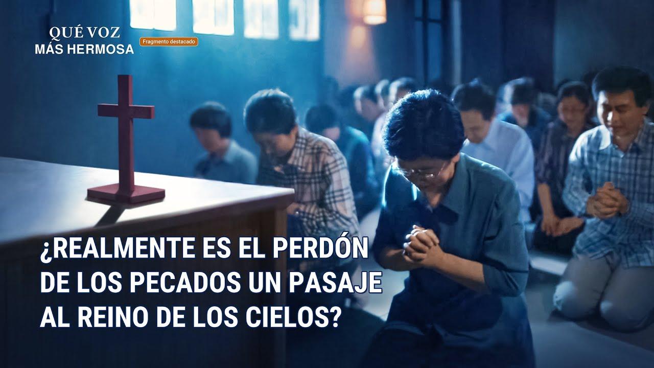 """Película evangélica """"Qué voz más hermosa"""" Escena 4 (Español Latino)"""