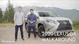 2020 Lexus GX 460 Walk Around   Lexus