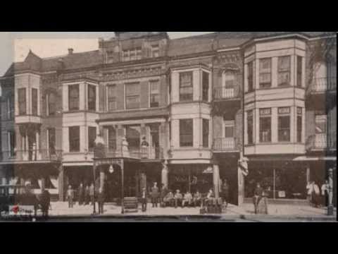 1907 Athens Ohio Hotel Berry Postcards Oh You