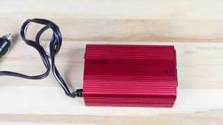 Bestek Power Inverter Dual 110v Outlet Car Laptop Charger Review