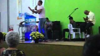 Pregação Pr Jonatas MPI Dourados/MS