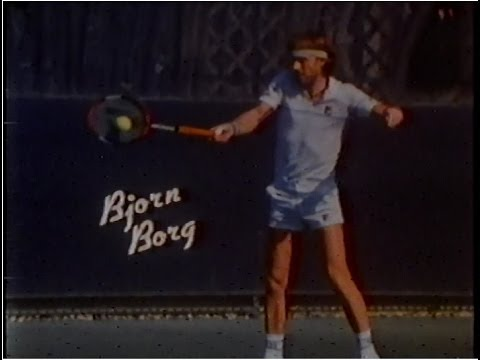 Bjorn Borg GREATEST SPORTS CHAMPIONS