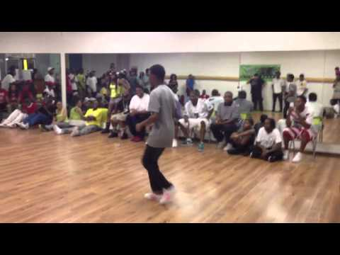 Ladia Yates and Juicy vs. Ndot and Phyouture | Tag Team Battle