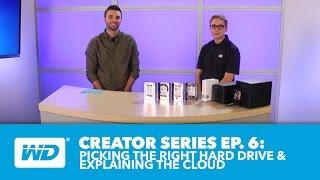 Creator Series: Hard Drives, My Cloud, & NAS Basics - Ep. 6