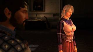 Dragon Age 2: Legacy DLC part 4 version 2 - Sided with Janeka ending