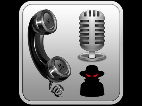 Spy Call Recorder - Android Application
