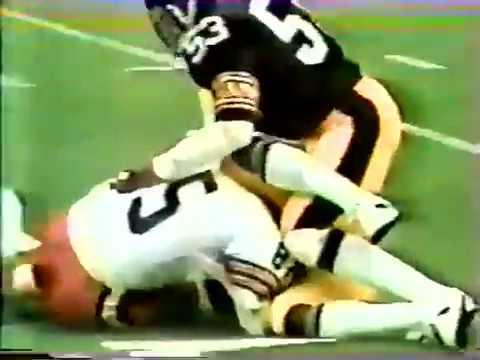 1979 Steelers 33 vs Browns 30 OT