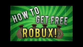 Top 5 ways How to get robux on roblox in 2017 for Free! (500+ A day!)