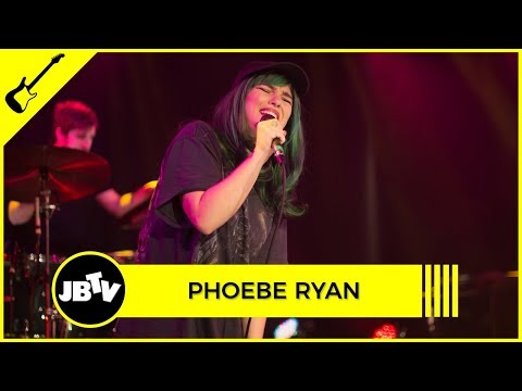 Phoebe Ryan  All We Know From The Chainsmokers Collage EP   @ JBTV