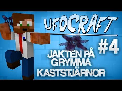 JAKTEN PÅ GRYMMA KASTSTJÄRNOR! | Minecraft UfoCraft - #4