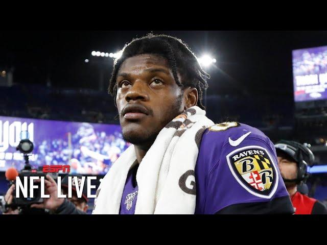 How do Lamar Jackson, Ravens improve for next season? | NFL Live