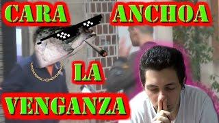 CARA ANCHOA vídeo reacción
