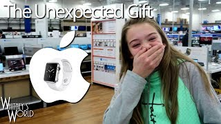 Gambar cover The Unexpected Gift | Apple Watch Unboxing