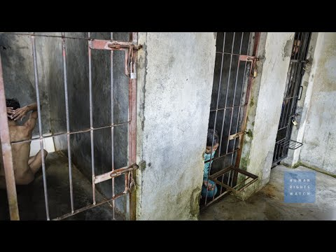 Indonesia: End Shackling of People With Disabilities