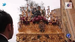 Foto de Oración en el Huerto de Linares cuando lleva pocos minutos en la calle