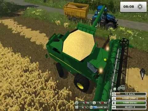 Farming simulator 2013 Bethemont ep 1