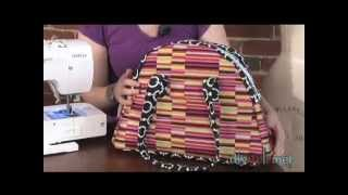 DIYStyle Episode 53-Zippered Tote (Part One) Thumbnail