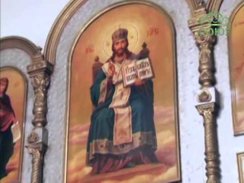 Престольный праздник в Богоявленском соборе Казани