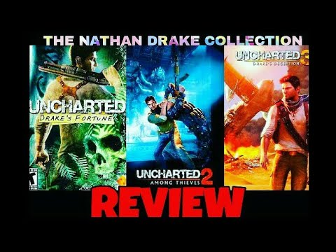Uncharted Nathan Drake Collection Review Youtube