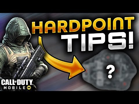 Win Every Game + Get More Kills! (Hardpoint Pro Tips And Tricks + Every Spawn) | Call Of Duty Mobile