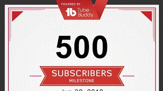 500 subscribers celibration of apple music south