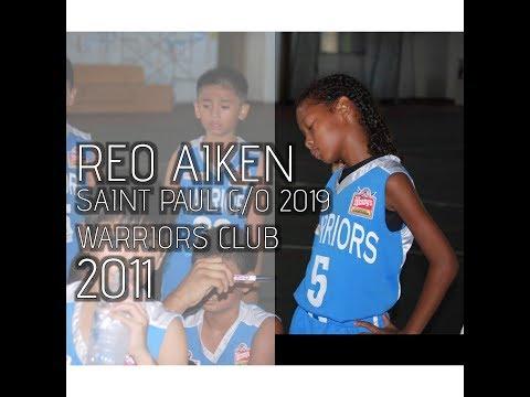 Reo Aiken, SG - 2011 Thanksgiving League Highlight