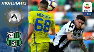 Udinese 1-1 Sassuolo | Late Lirola Own Goal Rescues Crucial Point for Udinese | Serie A