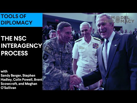 The National Security Council Interagency Process