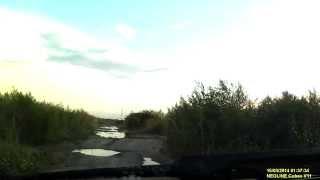 Toyota corolla 4WD на рыбалку